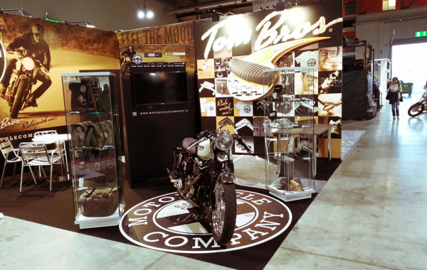 MOTROCYCLE COMPANY – EICMA (Rho)