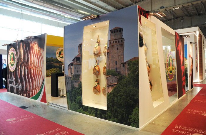 TANARA – Cibus 2018 (Parma)