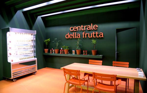 CENTRALE DELLA FRUTTA – Cibus 2018 (Parma)