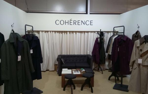 Cohérence – Pitti Uomo 2018 gennaio (Firenze)